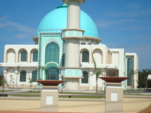 islamic center baturaja 1