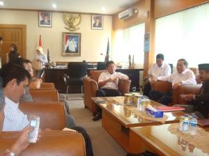 MAN 3 Palembang Audensi