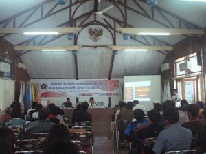 workshop wartawan olahraga
