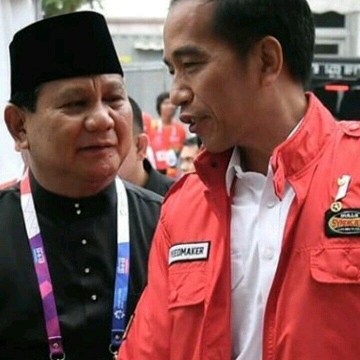 Warga Sumsel Pilih Jokowi Atau Prabowo ?